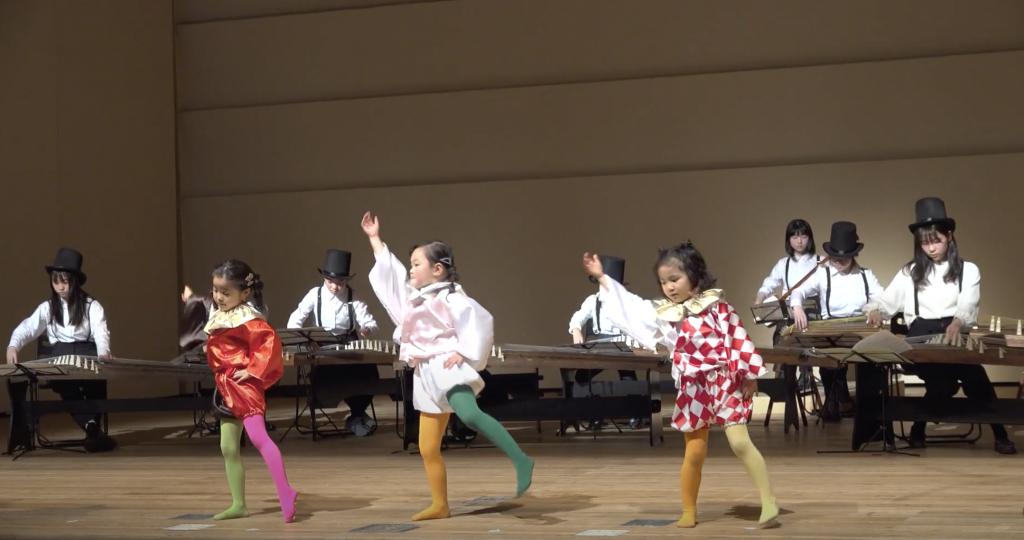 「えんとつ町のプペル」主題歌「HALLOWEEN PARTY -プペルVer.-」和楽器演奏と踊り