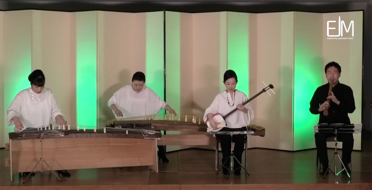外国人へ日本音楽をもっと知ってもらうためのWebinar配信