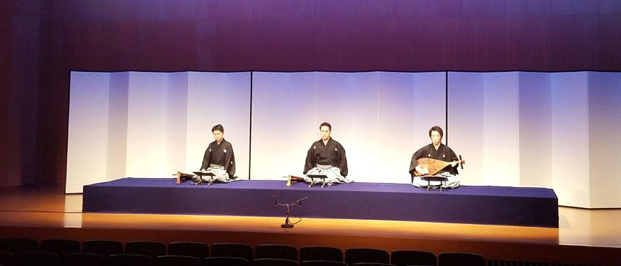 平家語り研究会による平家琵琶の復曲上演の試み